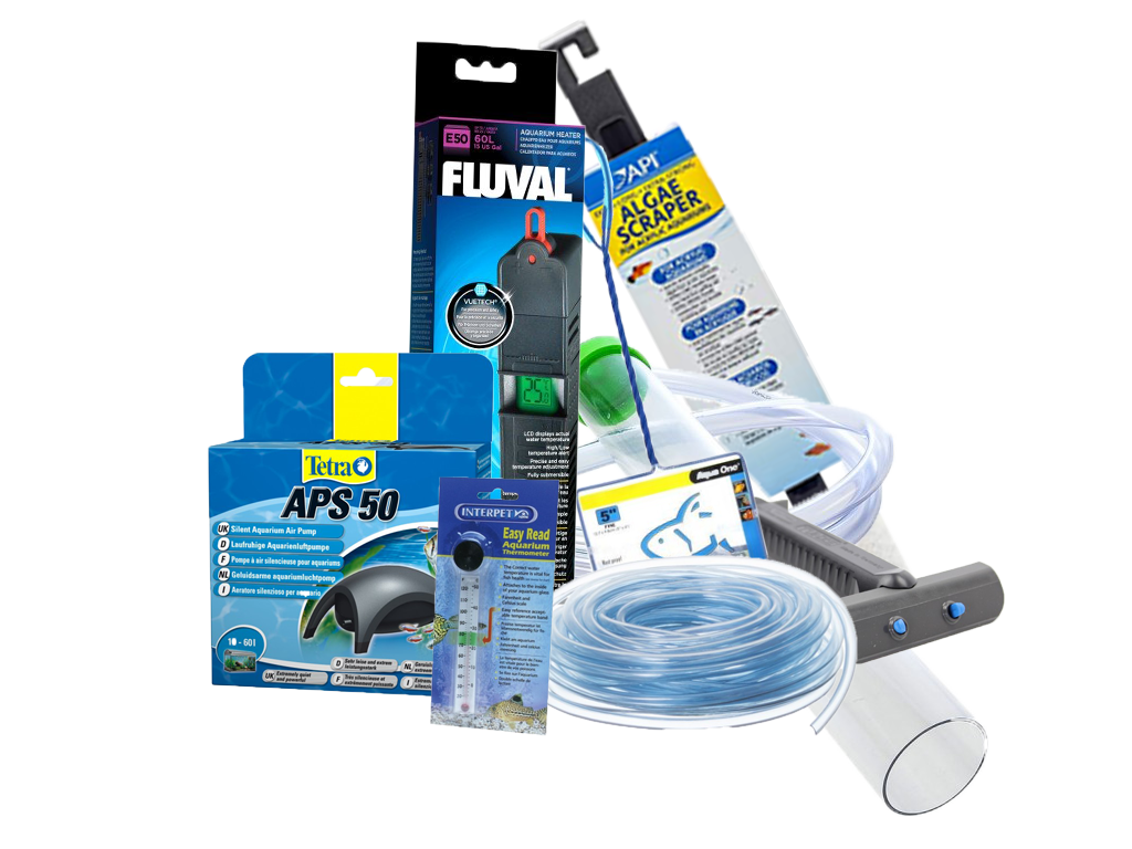 Aquarium Equipment & Accessories