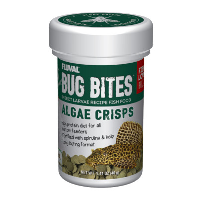 BugBites Algae Wafer 40g