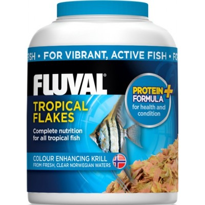 Fluval Tropical Flakes 32g