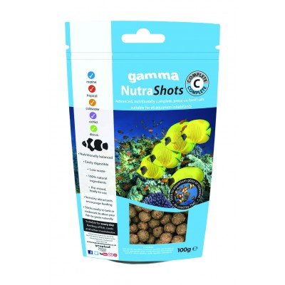 Gamms Nutrashots Complete 12mm 100g