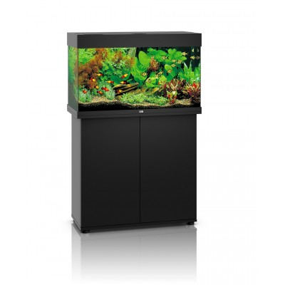 Juwel Rio 125 LED Aquarium and Cabinet in Black