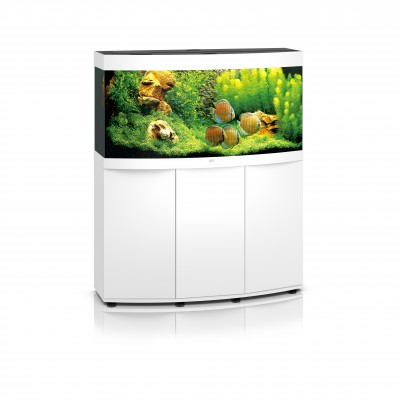 Juwel Vision 260 LED Aquarium and Cabinet in White