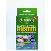 Blagdon Blanket Weed Buster Large Pond Treatment 2 x 50g sachets