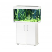 Eheim Vivaline 126 Aquarium and Cabinet in White