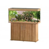 Eheim Vivaline 240 Aquarium and Cabinet in Walnut