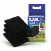 Fluval 2 Plus Carbon Filter Pads