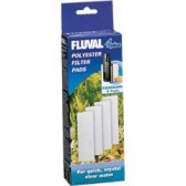 Fluval 4 Plus Polyester Filter Pads