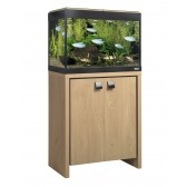 Fluval Roma 90 Tank and Cabinet in Oak