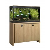 Fluval Roma 200 Tank and Cabinet in Oak