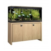 Fluval Roma 240 Tank and Cabinet in Oak