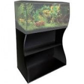 Fluval Flex 123L Stand in Black