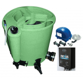 Evolution Aqua Eazy Pod Complete 'Automatic' System in Green