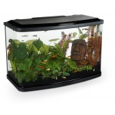 Marina Vue 60 Aquarium in Black