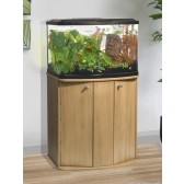 Marina Vue 60 Aquarium and Cabinet  in Oak