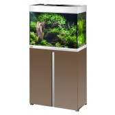 Eheim Proxima 175 Aquarium and Cabinet In Mocca Brown High Gloss