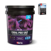 Redsea Coralpro 22kg with Free Carbon 200g
