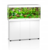 Juwel Rio 240 Aquarium and Cabinet in White