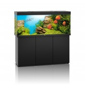 BLACK FRIDAY SPECIAL 1 ONLY!! - Juwel RIO 450 LED Aquarium and Cabinet in Black
