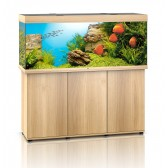 Juwel Rio 400 LED Aquarium and Cabinet in Light Wood