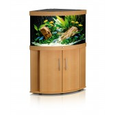 Juwel Trigon 190 Aquarium and Cabinet in Beech