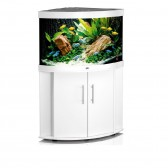 Juwel Trigon 190 Aquarium and Cabinet in White