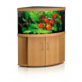 Juwel Trigon 350 Aquarium and Cabinet in Beech