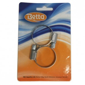Betta Hose Clip for Hosing 25-40mm x 2