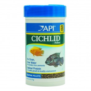 API Cichlid Pellet 184g (Medium)