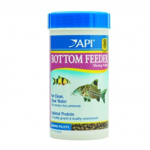 API Bottom Feeding Shrimp Pellets 116g