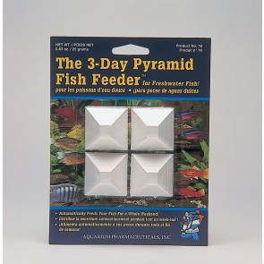 API 3 Day Pyramid Holiday Feeding Block