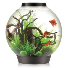 Biorb 60 Litre Black with LED Light