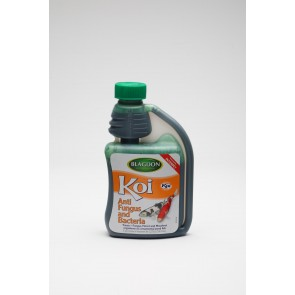 Blagdon Koi Anti Fungus And Bacteria 250ml Pond Treatment