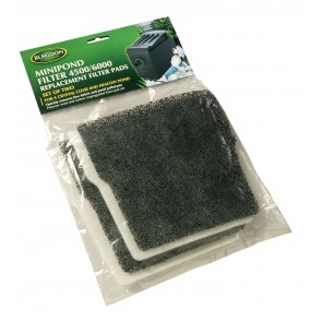 Blagdon MPF Replacement  Carbon and Wool Replacements (pack of 2)