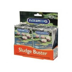 Blagdon Pond Sludge Buster Sachet Pond Treatment