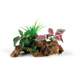 Classic Gnarled Wood Garden Aquarium Ornament