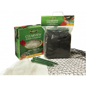 Blagdon Pond Cover Net 6m x 3m