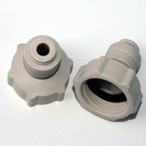 D-D Threaded Garden Tap Connector for RO Units
