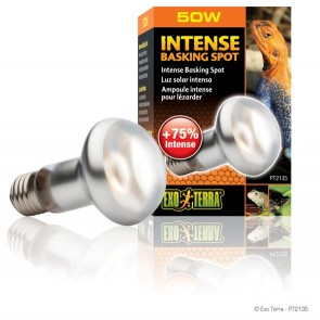 Exo Terra 50w Intense Basking Spot Heat Lamp