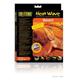 Exo Terra Desert Heat Wave Terrarium Substrate Heater Small
