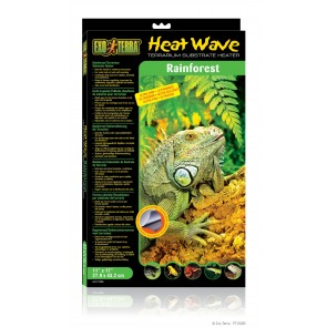 Exo Terra  Rainforest Heat Wave Terrarium Substrate Heater Large