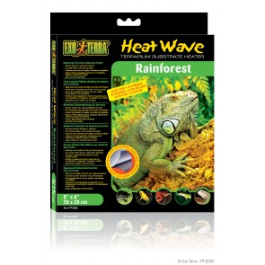 Exo Terra  Rainforest Heat Wave Terrarium Substrate Heater Small