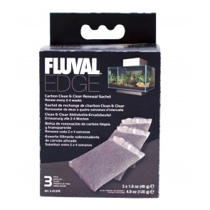 Fluval Edge Carbon & Clear Sachet