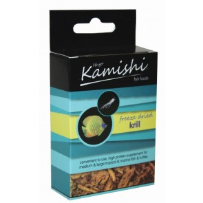 Hugo Kamishi Freeze Dried Krill 5g