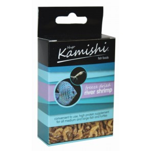 Hugo Kamishi Freeze Dried River Shrimps 5g