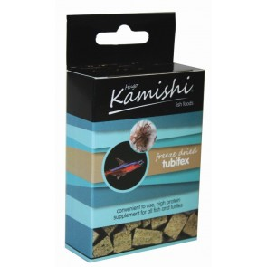 Hugo Kamishi Freeze Dried Tubifex 5g