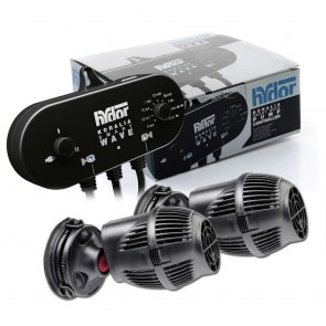 Hydor Koralia Smart Wave Controller and 2 x Korallia 1600 pumps kit