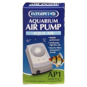 Interpet Aqua Air AP1 Air Pump