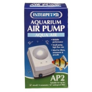 Interpet Aqua Air AP2 Air Pump