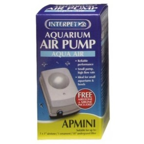 Interpet Aqua Air AP Mini Air Pump