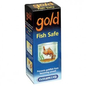 Interpet Gold Fish Safe 100ml